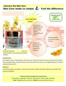 Intensive Dry Skin Care JPG